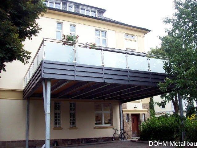 dohm metallbau balkon bau. Black Bedroom Furniture Sets. Home Design Ideas