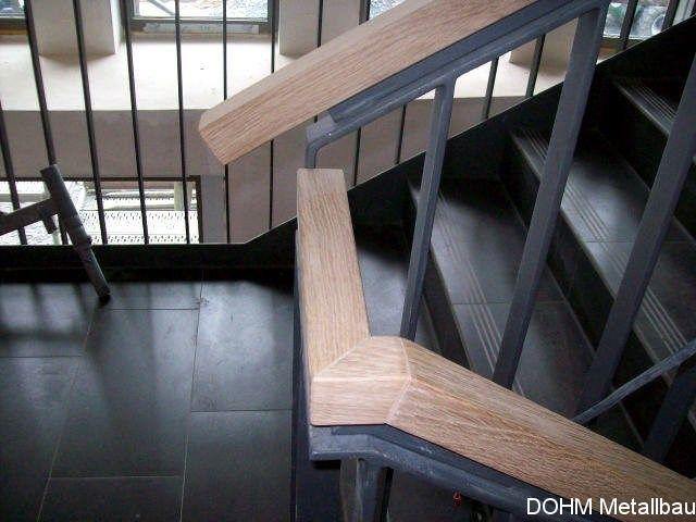 dohm metallbau handlauf individuell. Black Bedroom Furniture Sets. Home Design Ideas